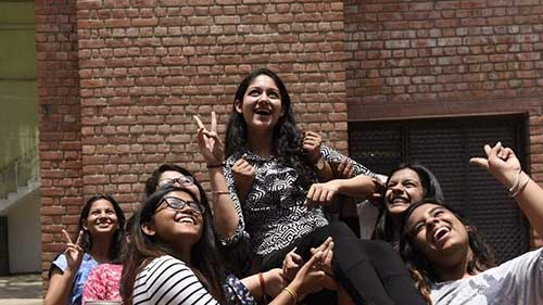 2017 Class 12th Result for CBSE Board Declared