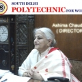 South Delhi Polytechnic For Women